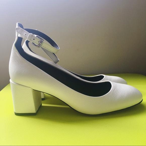 Rebecca Minkoff Shoes - NEW Rebecca Minkoff Ankle Strap Leather Pump